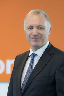 Gabriel Flichy, Chief Network Officer van Orange Belgium.